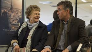 Philomena at Airport
