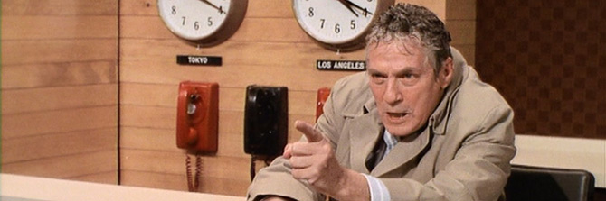 Network Film Peter Finch